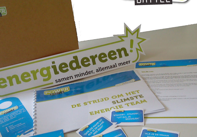 Energiedereen – PowerBattle